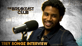 Trey Songz Talks Keke Palmer, Tremaine The Playboy, New Music & More by : Breakfast Club Power 105.1 FM