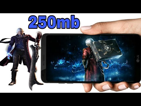 DEVIL MAY CRY 3 On Android In Damon Ps2 Pro Emulator
