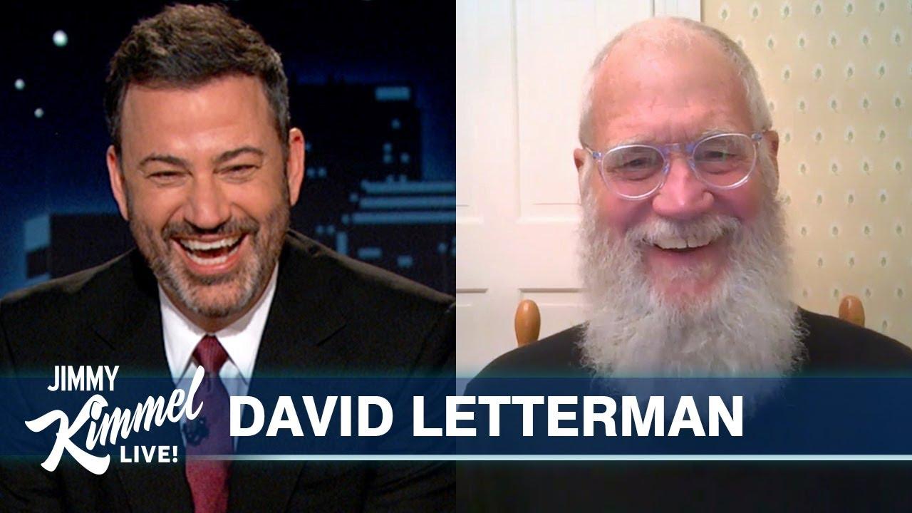 A Hilarious Chat with David Letterman on Regis, Kim Kardashian & His Crazy iPhone Case