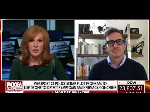 CEO Cam Chell spoke with Fox Business' Liz Claman.