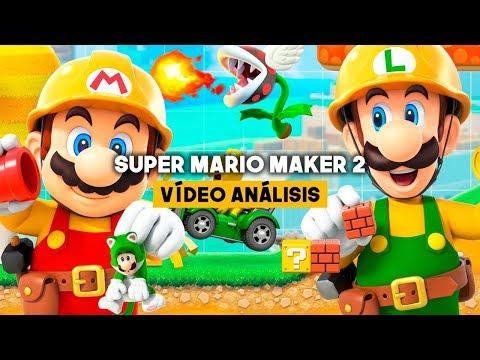 Super Mario Maker 2, análisis: ondeando la bandera de la