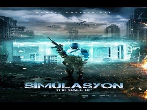 Simülasyon Türkçe Dublaj İzle Bilim Kurgu Filmi