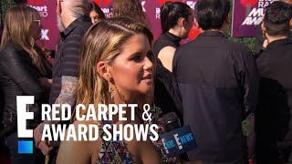 Maren Morris Gets a Surprise From AJ McLean | E! Red Carpet & Award Shows