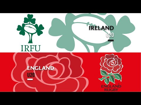 World Rugby U20s 2019 - England V Ireland - FULL MATCH