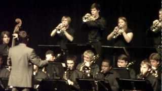 """Teddy the Toad"" - Neal Hefti - Va Tech Jazz Lab Band Fall 2012 18.AVI"