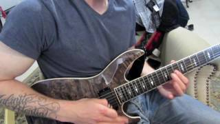 Arch Enemy - The World Is Yours (Guitar Solo Cover)