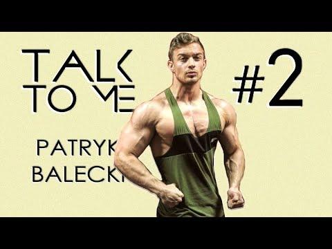Talk to Me #2 Patryk Balecki