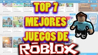 Top 7 Best Roblox Games(ROBUX FREE)