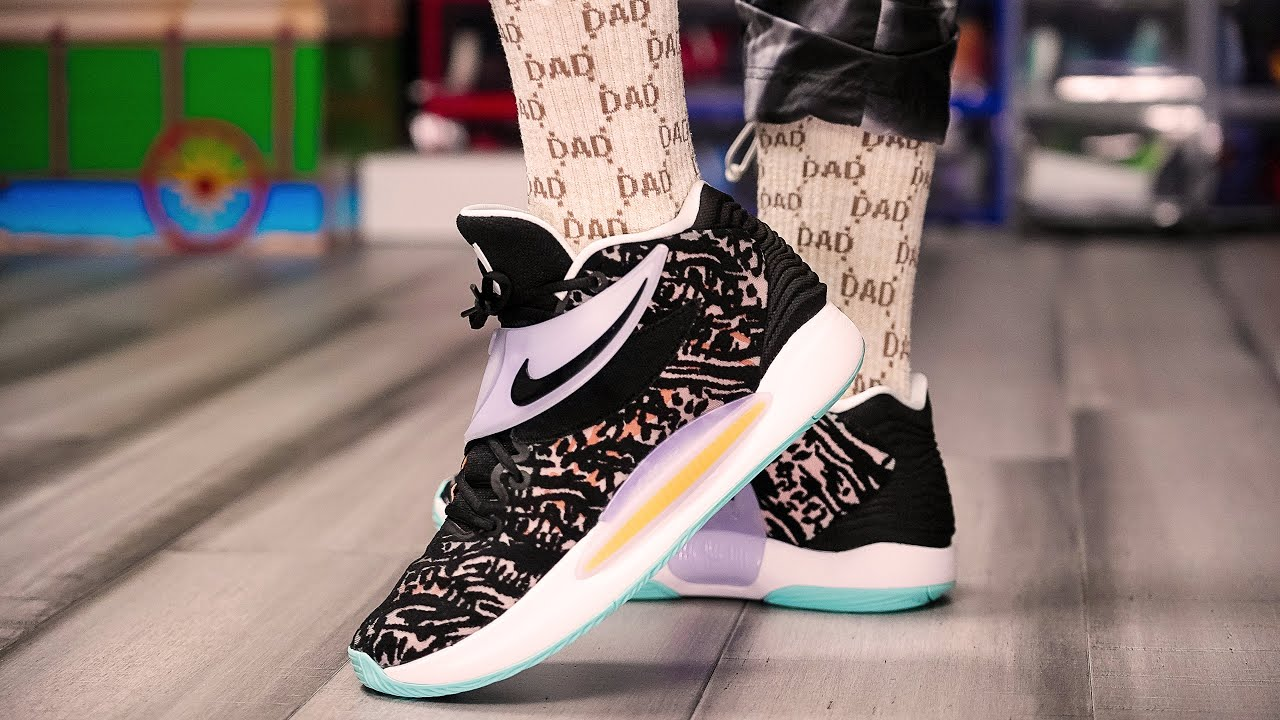 Nike KD 14: Review and On-Feet