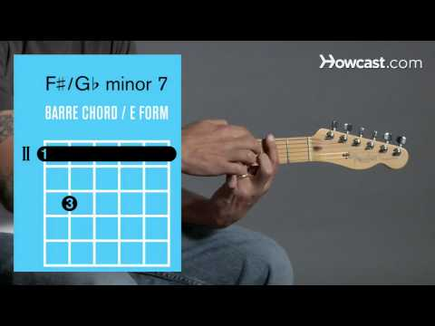 How to Play an F ? Minor 7 / G? Minor 7 | Guitar Lessons