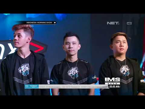 Jess No Limit Tentang Perkembangan E-Sport di Indonesia