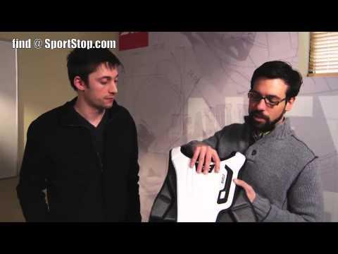 STX Shield Pro Lacrosse Goalie  Chest Protector - Brand Video - SportStop.com