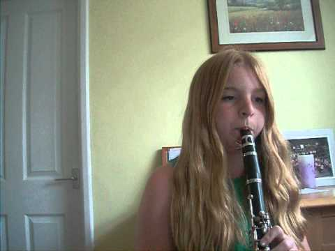 Clarinet Guess Song Game!! (4 popular songs) Part 1
