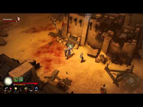 CGR LIVE - DIABLO III stream review gameplay from Classic Game Room