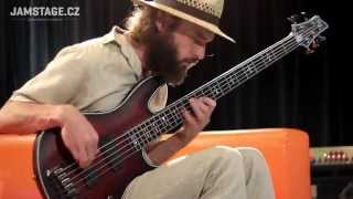 Schecter Hellraiser Extreme-5 Bass (Jaryn Janek)