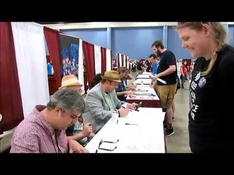Meeting Dana Snyder at SuperCon 2014