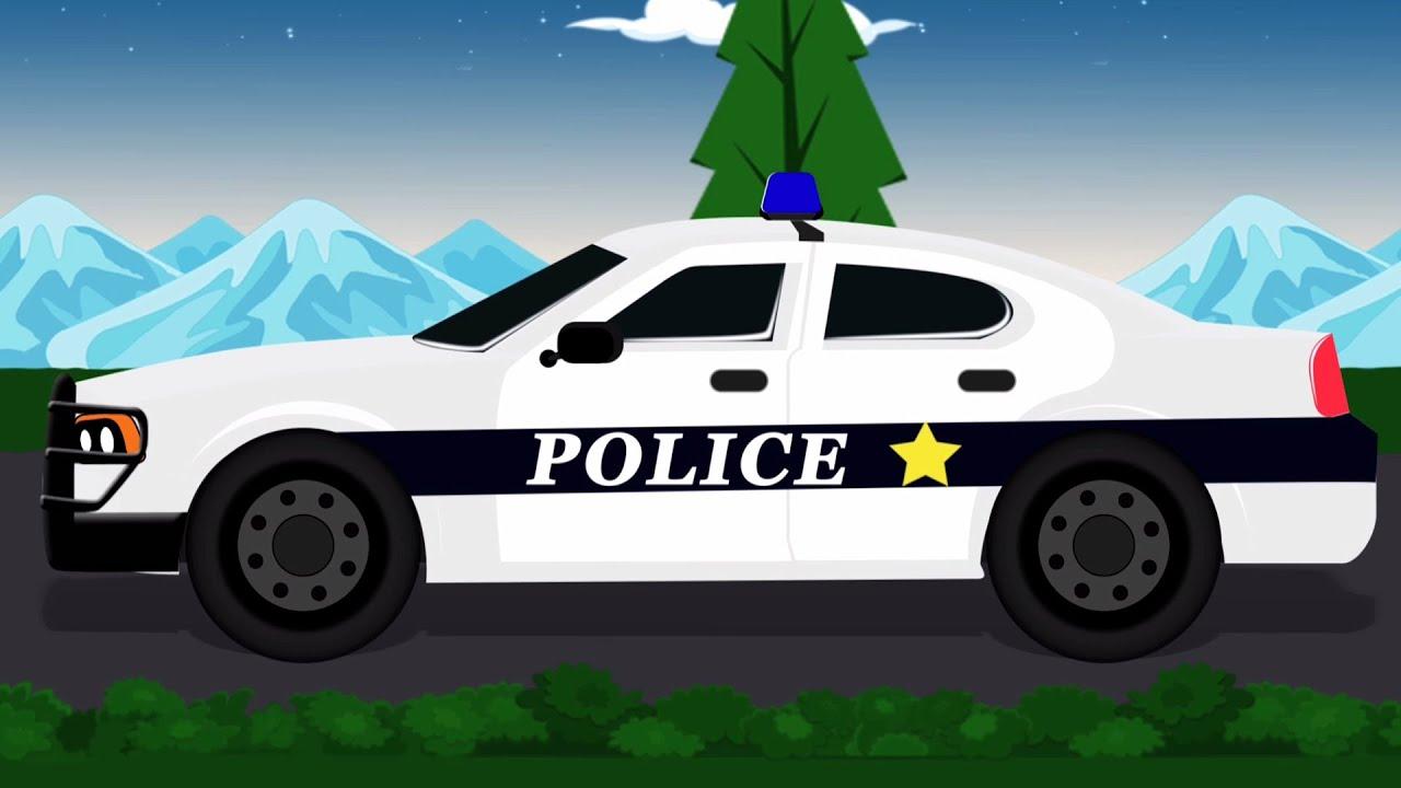 98 Koleksi Gambar Mobil Polisi Bergerak Gratis