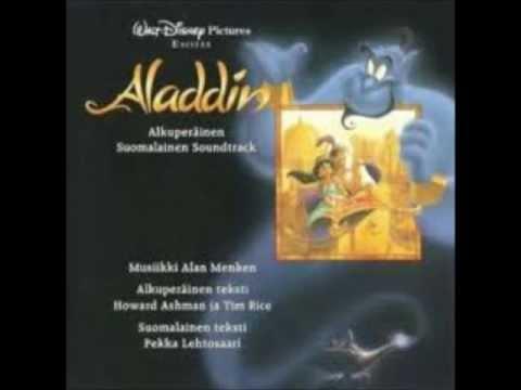 Aladdin Finnish Soundtrack Part 7: Friend Like Me