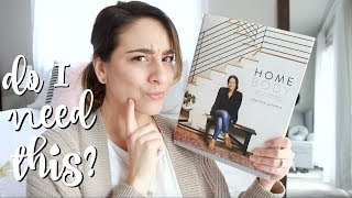 BOOK REVIEW: HOME BODY BY JOANNA GAINES | FIRST IMPRESSIONS | grace for the day
