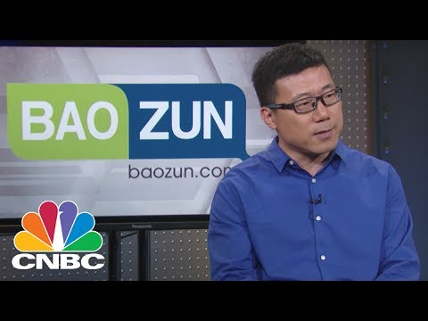 Baozun CEO: Full-Service E-Commerce | Mad Money | CNBC
