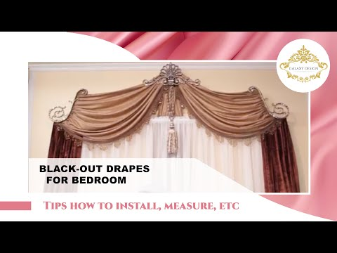 Video #26: Do It Yourself Drapes: Custom Window Treatments