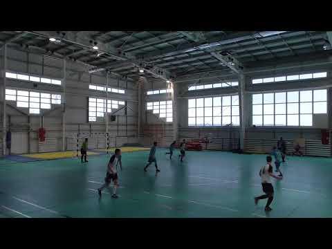 "ФК ""УВЦ"" - ФК ""Galaxy"" (Small spirit cup)  2 тайм"