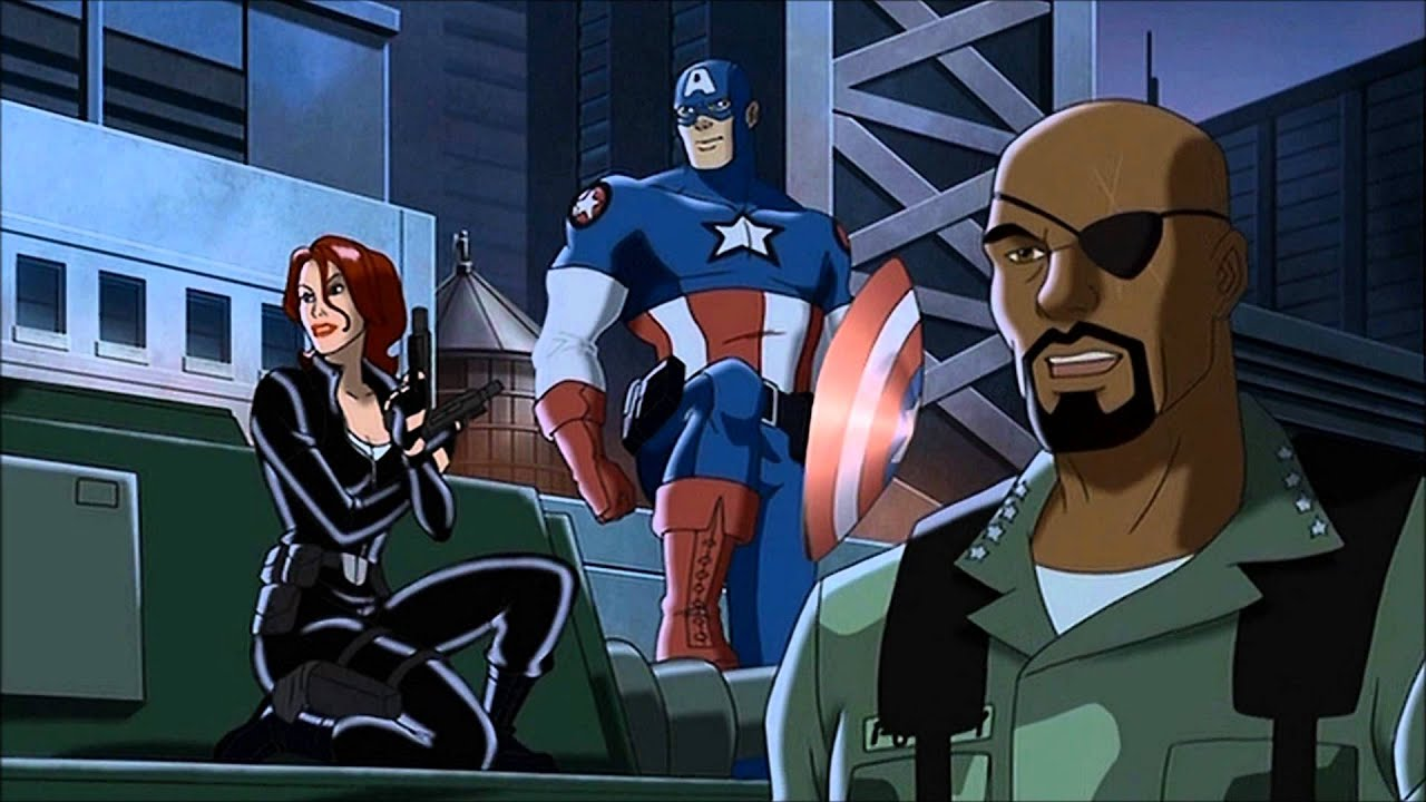 ultimate avengers 2006 release date