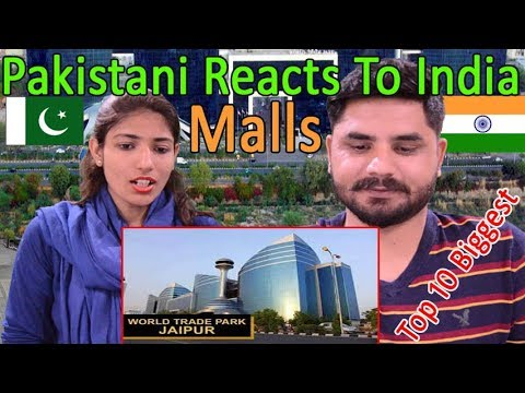 Pakistani Reacts To | Malls In India | Top 10 Largest Shopping Malls in India 2017
