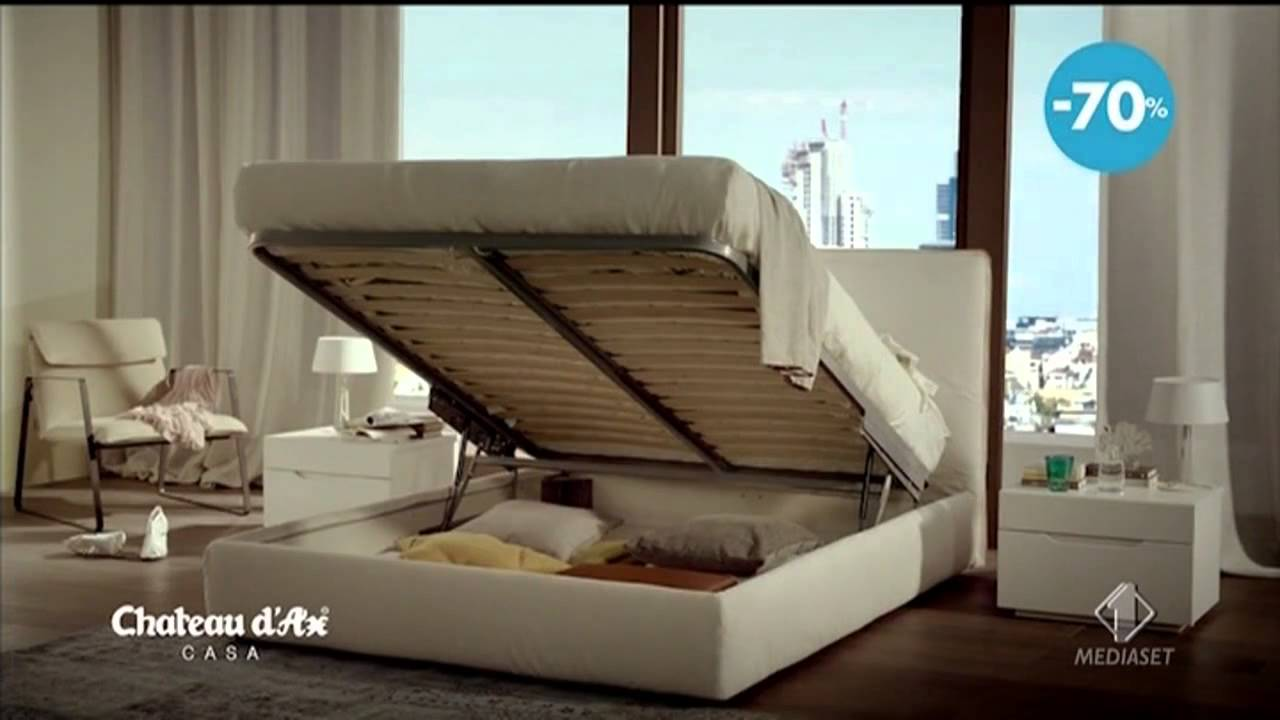 chateau d'ax divani, soggiorni moderni, cucine, notte spot 2015