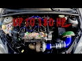 Ford Fiesta S mk6 - Big Turbo Project (UP TO 180 HP) VLOG