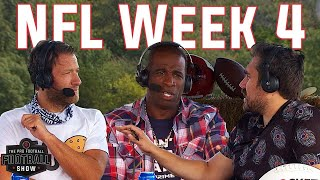 Barstool Pro Football Football Show Week 4 Deion Sanders, Dave Portnoy & Big Cat + Live Aftershow