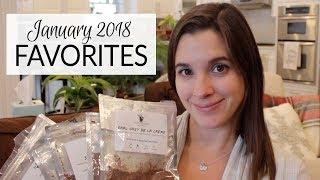 Lifestyle Favorites   January 2018 thumbnail