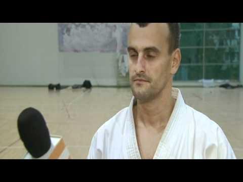 SEMINAR KARATE SHIN - KYOKUSHIN - WARSAW 2010 - PART II