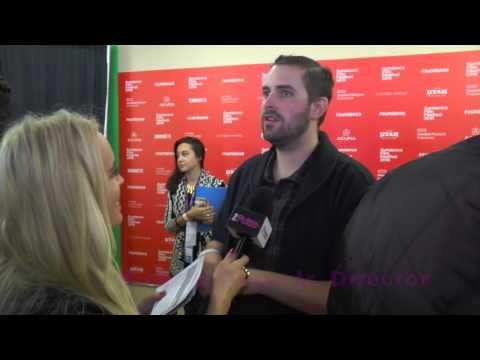 Richard Bates Jr Trash Fire Premiere Sundance