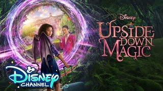 Official Trailer 🎥 | Upside-Down Magic | Disney Channel