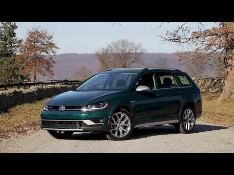 2019 Volkswagen Golf Alltrack Exterior - Interior Look