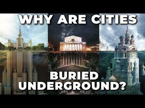 What Do Historians Hide? Buried Buildings