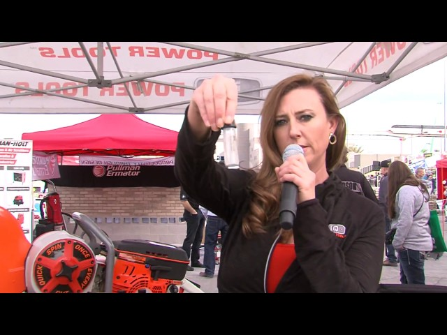 Interview with iQ Power Tools at the 2017 SPEC MIX BRICKLAYER 500® World Championship