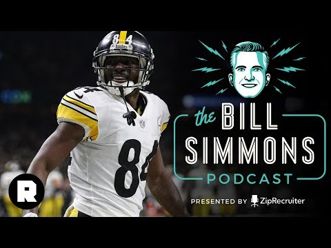 Steelers and an AD Trade Idea With Kevin Clark and Kevin O'Connor | The Bill Simmons Podcast