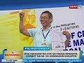 BT: Mga naghain ng COC sa pagka-senador, umabot na sa 104 hanggang kahapon