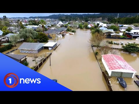 West Auckland on high alert after extensive flooding
