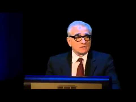 Martin Scorsese's 2013 Jefferson Lecture at the John F. Kennedy Center for the Performing Arts