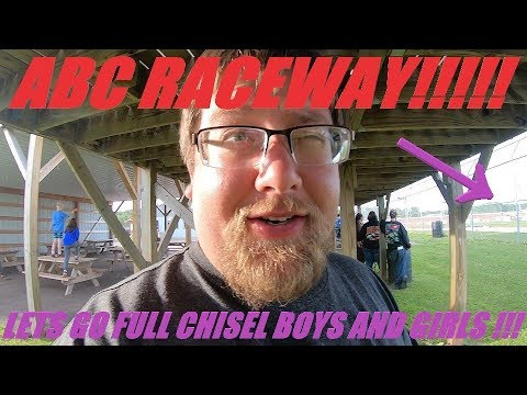 ABC RACEWAY!!!! We're going to the Races BOYS!!!
