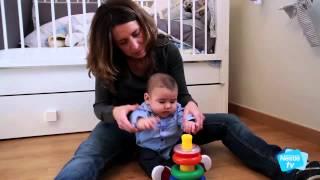 Desarrollo del bebé a los 6 meses - Etapa 1