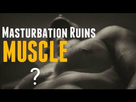 Is too much masturbation bad sex