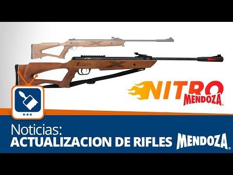 Noticias: Actualizaciones Y Cambios En Rifles Deportivos Mendoza
