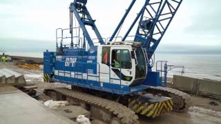 BPH - The right cranes for the job