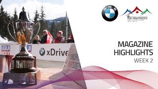 WCH Whistler Highlights Magazine (Week 2) | IBSF Official