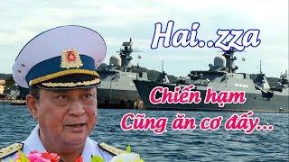 Có cả tham nhũng trong việc mua vũ khí bảo vệ tổ quốc ? Bí mật về dàn chiến hạm lớp Gepard !