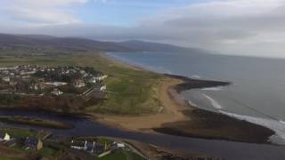 Lower Brora Drone Footage